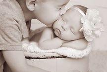 Brothers / Fotos preciosas de hermanos