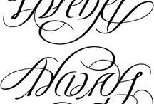 Palindrom Tattoo
