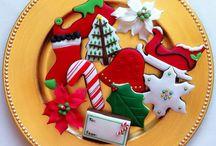 Pack 3 de galletas de Navidad 2013-14 / Más información en mem@memcakesandcookies.com