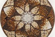 Mosaic Tiles / by Pris Weathers