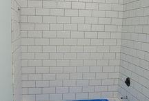 tiling a tub surround