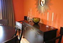 Coral Radiance / Dark rich colours which will give more beauty to your home and catch the mind always