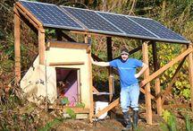 Energieverlaging door zonnepanelen