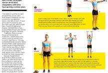 Arm Flab / Get those arms in check / by Amy Mamrock