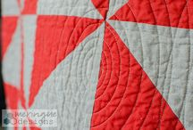 Pinwheel Quilts / by Maureen Mandy