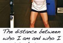 Fitness / by Izzy