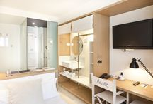 Hotel Denit - our rooms / Our beds are ready for you, check out our different roomtypes!  / by Hotel Denit Barcelona