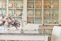 China cabinets / by Claire Jordan