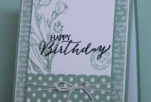 Stampin' Up!- Butterfly Basics