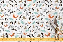 textiles - woods