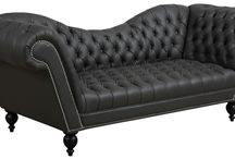 curved back sofa