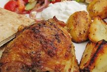 COCINANDO - Mediterráneo/ Mediterranean Food