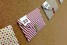 Envelope punch board / by Mary Booker