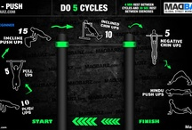 Bodyweight Circuits!!! / Using your body as a gym - routines and movements for every body - beginner to advanced - can be used just about anywhere