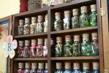 Craft Room & Sewing storage ideas / by Linda Jackson