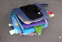 books for kids / książeczki z tkanin dla dzieci