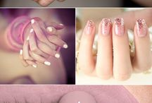 Nail art / Matte,pastel,shiny,colorful nails!