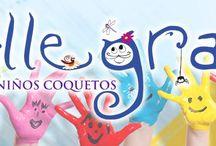 Allegra! Niños Coquetos / Prendas para bebés, nenas y nenes coquetos!