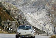 E & G - Porsche &Alps - e-session