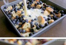 Breakfast Ideas / I love big, indulgent breakfasts, especially on weekends!