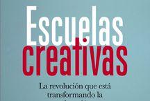 Libros sobre creatividad e innovación educativa / Selección de libros para trabajar el desarrollo de la creatividad y la innovación educativa.