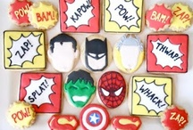 Superhero Bake Sale Benefit / A bake sale benefit will be held Thursday, May 22nd from noon to 3:00 p.m. at Bayshore Solutions in support of the family of this 7 month old child as he receives lifesaving surgery this month. Please read his full story here http://www.gofundme.com/8rc8lo and feel free to donate directly.