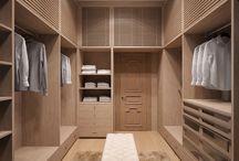 Walkin closet / šatník