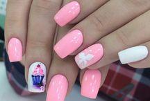 Sweet nails ♥