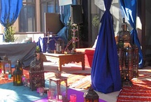 Moroccan Party  / by Gader Abujudeh-Ibrahim