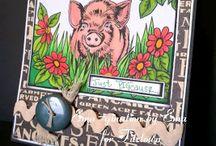 Cards - Down on the Farm