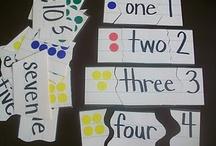 ECE Math Activities / by Melissa Cabrera
