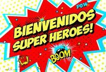 Súper Héroes