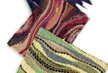 Ручное ткачество. / Техники ткачества.