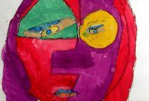 Children's Self Portraits
