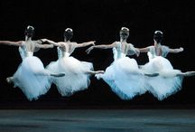 BALLET! / REAL AND IN ART / by Georgeann Volino