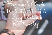 Relationships / advice, long distance, ideas, help, communication,