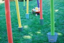 Fun Dog Obstacle Course
