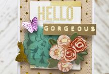 cards: / Handmade or Etsy shops, ideas to celebrate all occasions with a card