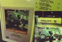 Rare Rockabilly 8-Track Tapes