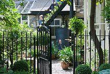 Zauberhafte Zäune / Gartenzäune , Pforten und Tore