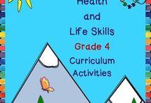 Grade 4 health