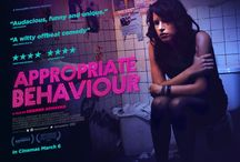 Appropriate Behaviour / A sexually-frank romantic comedy written, directed and starring Desiree Akhavan. Shirin is struggling to be the ideal Persian daughter, a politically correct bisexual, and a hip young Brooklynite but is failing miserably...