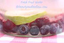 Summer Recipe Inspiration: Salad, Beverages, Light Cooking / by Jen (Balancing Beauty and Bedlam blog