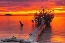 Meravigliosi tramonti