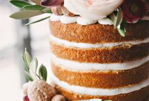 Wedding Cakes + Sweets