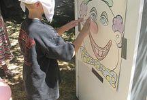 Kids Circus Crafts