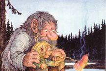 troll av Rolf Berglid
