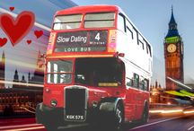 The Love Bus / Speed Dating on board The Love Bus in #London is great fun. Tour London's famous landmarks while  you #SpeedDate