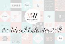 WonderWed Adventskalender 2016