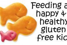 Gluten free / by Shelby Pierce
